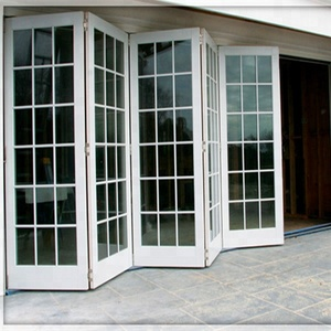 Residential modern style simple design folding doors