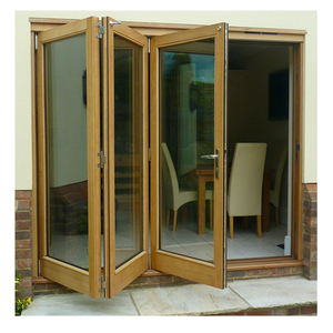 high quality aluminun folding doors supplier
