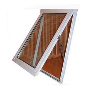 North America hot sale aluminum transom awning window